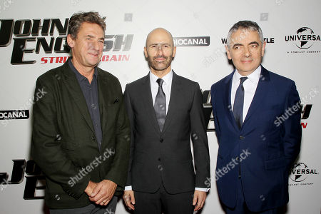 Tim Bevan (Producer), David Kerr (Director), Rowan Atkinson