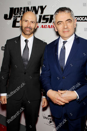 David Kerr (Director), Rowan Atkinson