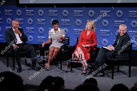 "Editorial image of PaleyLive NY Presents - ""True Crime, The ID Way"", New York, USA - 23 Oct 2018"
