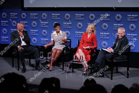 "Editorial photo of PaleyLive NY Presents - ""True Crime, The ID Way"", New York, USA - 23 Oct 2018"