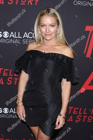 Editorial photo of 'Tell Me A Story' TV show premiere, New York, USA - 23 Oct 2018