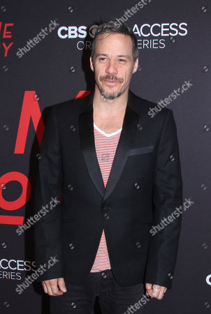 Editorial picture of 'Tell Me A Story' TV show premiere, New York, USA - 23 Oct 2018