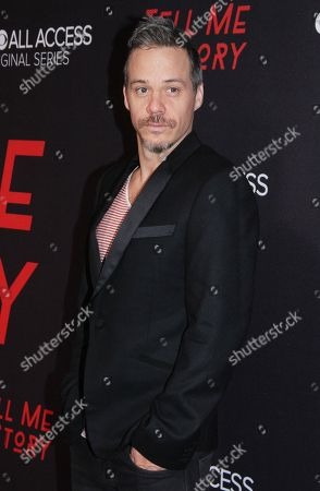 Stock Picture of Michael Raymond-James