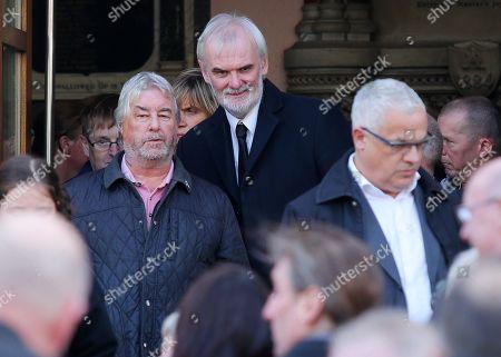 Editorial photo of 25th anniversary of the Shankill Road bombing, Belfast, Northern Ireland, UK - 23 Oct 2018