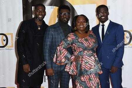 Kwame Boateng, Kwame Boakye, Koshie Mills, Kwesi Boakye