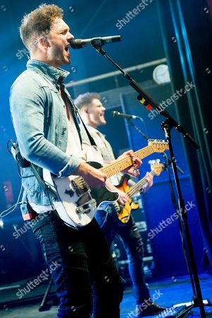 Stock Image of Lawson - Andy Black, Ryan Fletcher