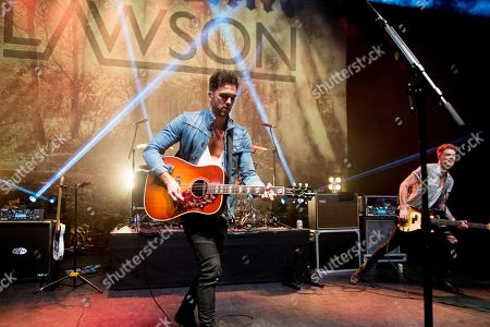 Stock Picture of Lawson - Andy Brown, Ryan Fletcher