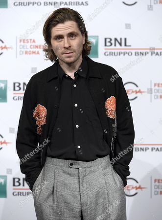 Sverrir Gudnason poses during the photocall for the movie 'The Girl in the Spider's Web' at the 13th annual Rome Film Festival, in Rome, Italy, 24 October 2018. The film festival runs from 18 to 28 October.
