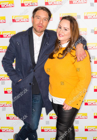 Ziggy Lichman and Chanelle Hayes