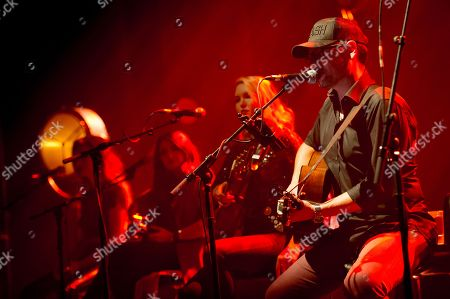 Editorial image of CMA Songwriter's Series, O2 Shepherd's Bush Empire, London, UK - 22 Oct 2018