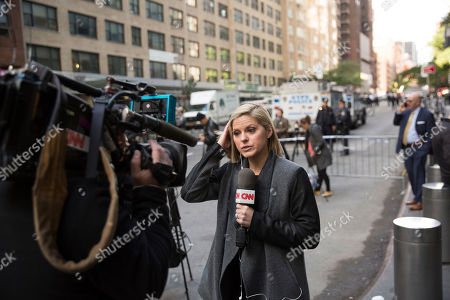 CNN correspondent Kate Bolduan reports from in front of the Time Warner Building, where NYPD personnel removed an explosive device, in New York. Other packages were sent to the offices of Gov. Andrew Cuomo and to the home of President Bill Clinton