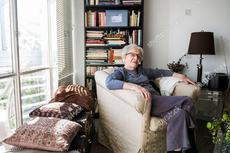 Uruguayan poet, writer, translator and literary critic Ida Vitale sits in her home in Montevideo, Uruguay. Her apartment in the neighborhood of Malvin, a few meters from the Rio de la Plata, is lined with books: from Mark Twain to John Updike, from Ezra Pound to Ian McEwan, from Oliverio Girondo to Tolkien