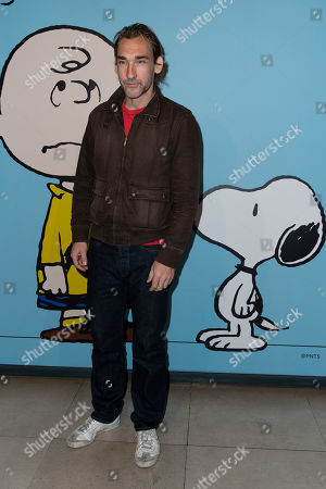 Editorial picture of Good Grief Charlie Brown exhibition at Somerset House in London, UK - 24 Oct 2018