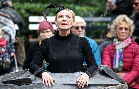 Stock Image of Dianne Wiest