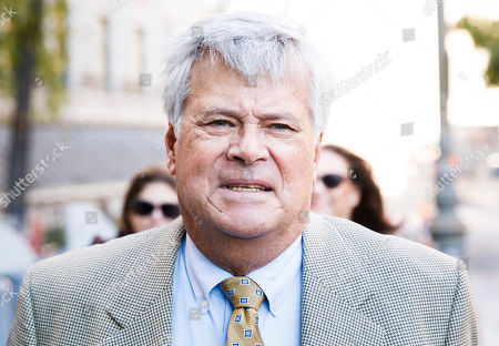 Editorial image of Former New York state Senate Leader Dean Skelos Sentanced, USA - 24 Oct 2018