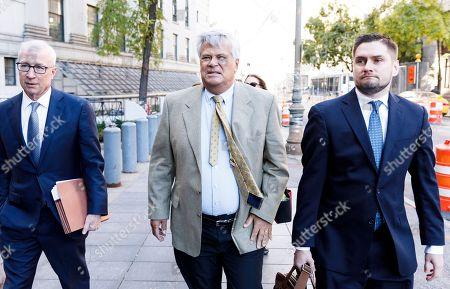 Editorial photo of Former New York state Senate Leader Dean Skelos Sentanced, USA - 24 Oct 2018