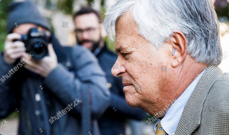 Editorial picture of Former New York state Senate Leader Dean Skelos Sentanced, USA - 24 Oct 2018