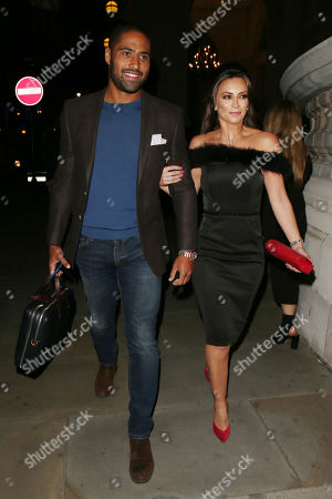 Glen Johnson and Laura Johnson