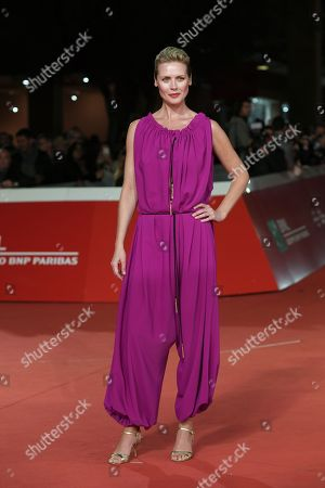 Editorial picture of 'The Girl in the Spider's Web' premiere, Rome Film Festival, Italy - 24 Oct 2018