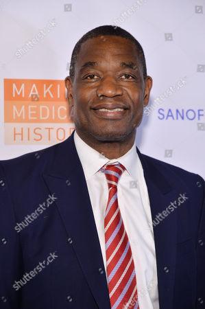 Stock Photo of Dikembe Mutombo
