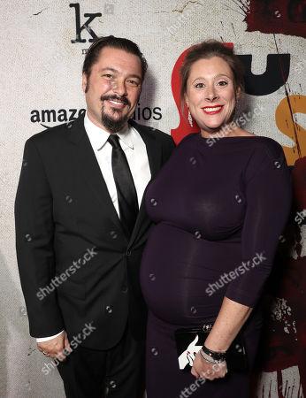 James Vanderbilt and Amber Vanderbilt
