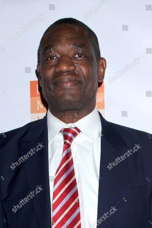 Stock Picture of Dikembe Mutombo