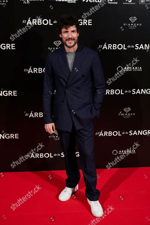 Editorial picture of 'The Tree of Blood' film premiere, Madrid, Spain - 24 Oct 2018