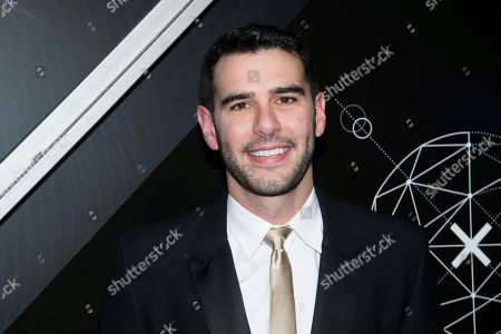Adam Braun attends the 10th anniversary Pencils of Promise gala at the Duggal Greenhouse, in New York