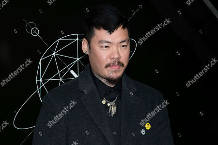 Doctor Woo attends the 10th anniversary Pencils of Promise gala at the Duggal Greenhouse, in New York