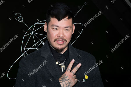 Stock Image of Doctor Woo attends the 10th anniversary Pencils of Promise gala at the Duggal Greenhouse, in New York