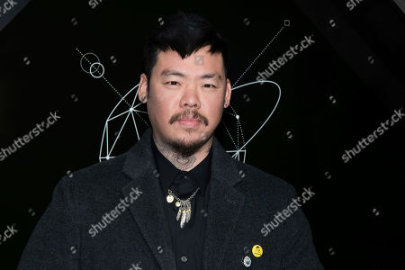 Stock Picture of Doctor Woo attends the 10th anniversary Pencils of Promise gala at the Duggal Greenhouse, in New York