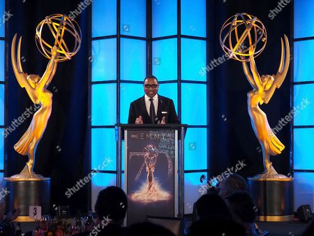 Editorial picture of 2018 Engineering Emmy Awards, Los Angeles, USA - 24 Oct 2018