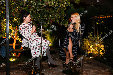 Kelly Oxford and Busy Philipps
