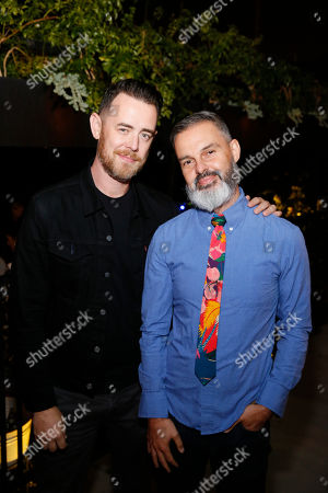 Colin Hanks and Marc Silverstein