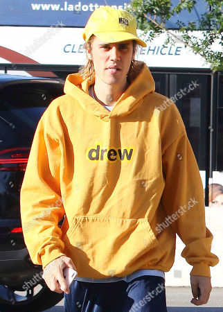 Justin Bieber at Joan's on Third
