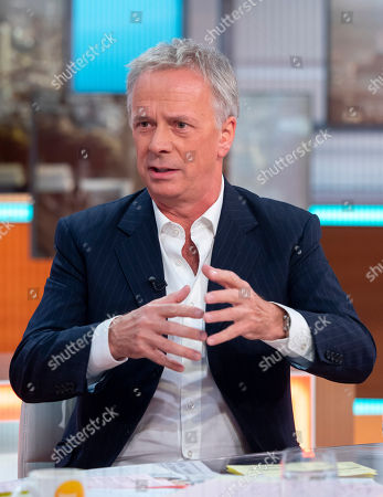 Stock Image of Peter Fincham