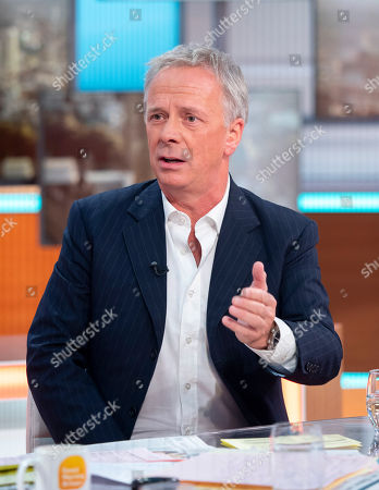 Editorial photo of 'Good Morning Britain' TV show, London, UK - 25 Oct 2018