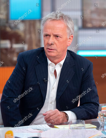 Stock Photo of Peter Fincham