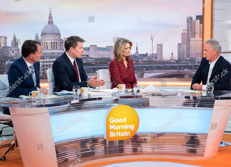 Editorial picture of 'Good Morning Britain' TV show, London, UK - 25 Oct 2018