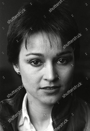 Janet Fielding, who played Tegan Jovenka (1981-1984)