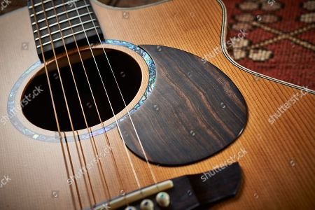 Detail Of Faith Pje Legacy Earth Electro-acoustic Guitar