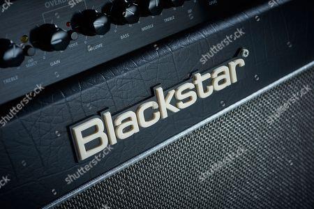 Detail Of A Blackstar Ht Venue Mark Ii Club 40 Combo Amplifier