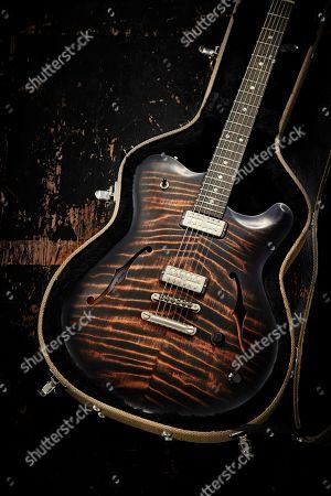 A Nik Huber Rietbergen Electric Guitar