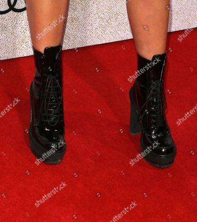 Zelda Williams, shoe detail