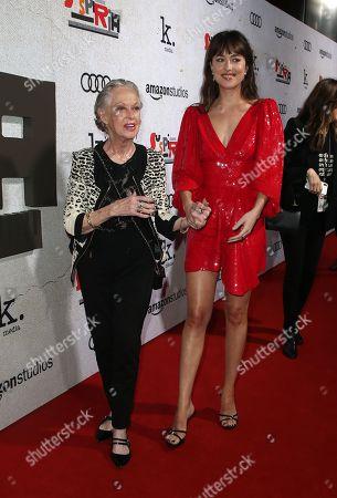 Editorial picture of 'Suspiria' film premiere, Arrivals, Los Angeles, USA - 24 Oct 2018