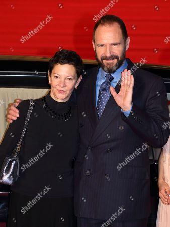 Gabrielle Tana, Ralph Fiennes