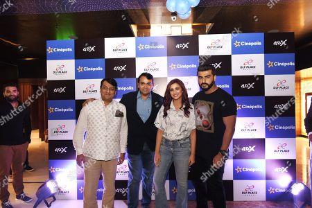 Editorial image of Cinepolis Cinemas launch event, New Delhi, India - 20 Oct 2018