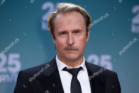 Bjarne Maedel arrives for a German film premiere of '25km/h' at the CineStar in Berlin, Germany, 25 October 2018. The movie opens in German cinemas on 31 October 2018.
