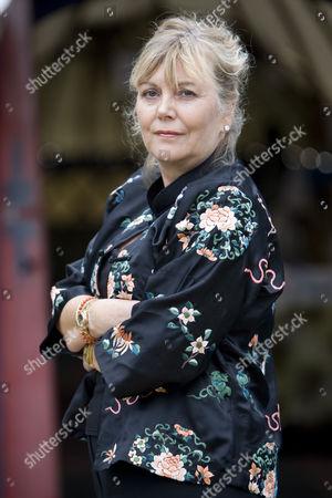 Scottish award winning author Kate Atkinson
