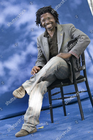Zimbabwean author Brian Chikwava